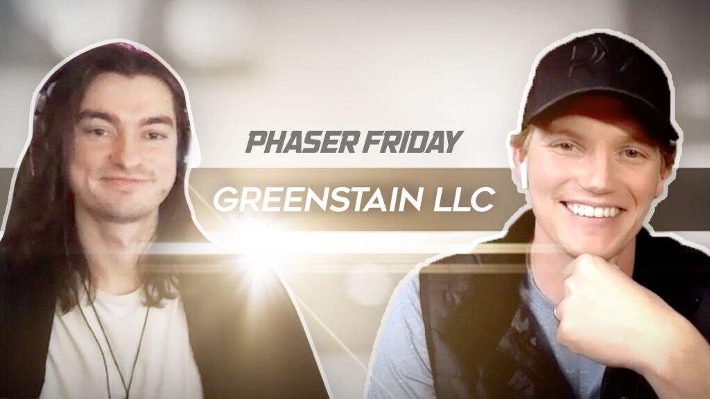 Gage Mruz and Luke Eggebraaten on Episode 2 of Phaser Friday