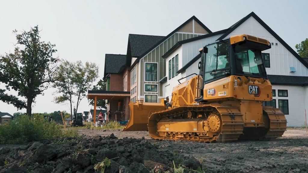 Black Iron DIrt | Fargo, ND | Bulldozer